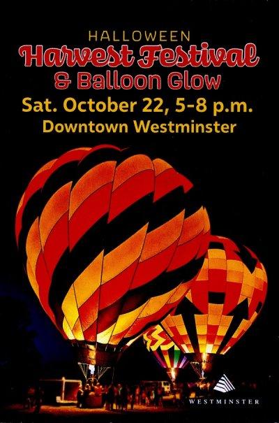 Harvest Festival Balloons 600